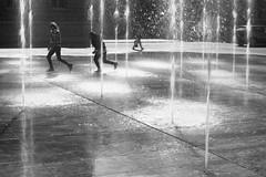 gotcha! (The Cassandra Project) Tags: bw film water fountain monochrome 35mm schweiz switzerland wasser suiza swiss brunnen parliament diafine sw bern bundeshaus expired svizzera berne apx berna sveitsi agfaapx100 bundesplatz 50mmprime nikonfm2n kleinbild nikkor50mm114ais