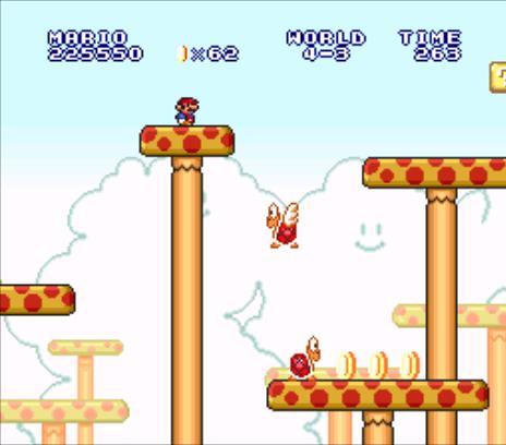 Super Mario ~ All Stars + World {LCD}