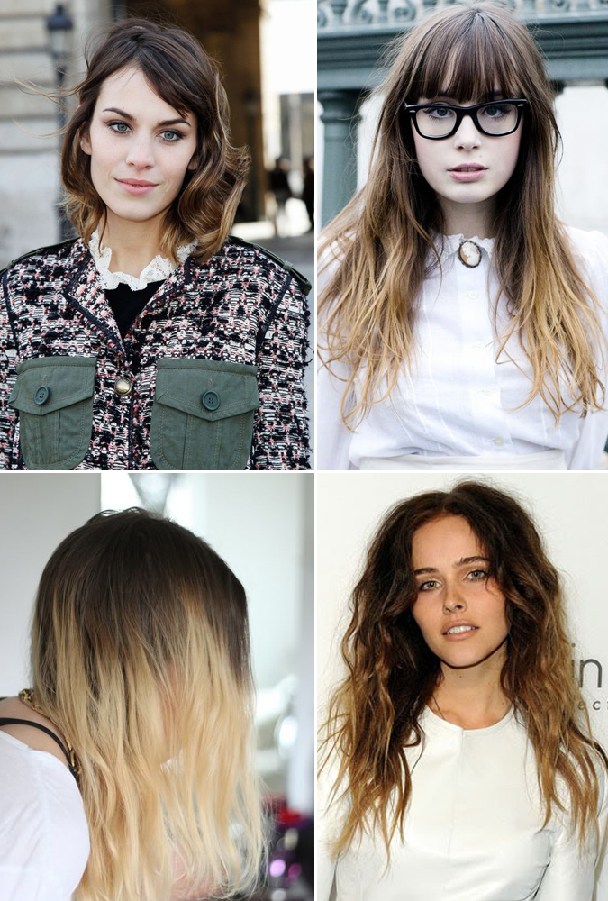 Hair INspiration: Ombre Hair