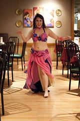 Arielle at the Med Hookah - 04 04 14 (Drumdude Bill) Tags: beautiful bellydance arielle madisonwisconsin nikond700 nikkor50mmf14g mediterraneanhookahloungeandcafe doumtekphotography