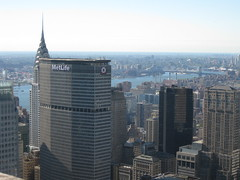 Top of the Rock (Kummerle) Tags: newyorkcity manhattan rockefellercenter view buildings chrysler kummerle