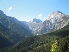 Blick zur Lamsenspitze im Karwendel (dietmar.schuler) Tags: achensee feilalm feilkopf
