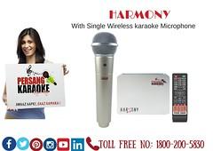 Harmony (with Single Wireless karaoke Microphone) (persangkaraoke) Tags: persangkaraokekaraoketabletkaraokeindiakaraokemachinebestkaraoketotalsongbankof6061whichcomprisesofhindi english konkani gujarati bhojpuri bengali kannada malayalam marathi punjabi telugu tamil nepali
