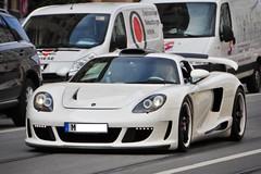 Porsche Gemballa Mirage GT (adr.vesa) Tags: porsche carreragt miragegt gemballa supercar