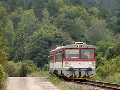 913 034-5 (MarSt44) Tags: 913 9130345 034 0345 zssk slovenska republika kolej sowacja train vagonka railway slovakia