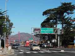 San Francisco 2016 (hunbille) Tags: usa california sanfrancisco san francisco goldengatebridge golden gate bridge goldengatebridgewelcomecenter welcome center marina boulevard framed