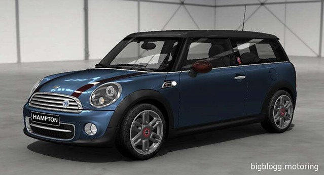MINI Clubman 50 Hampton Edition