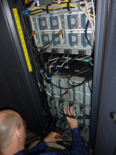 Cisco UCS in Moses Cone Health System Data Center