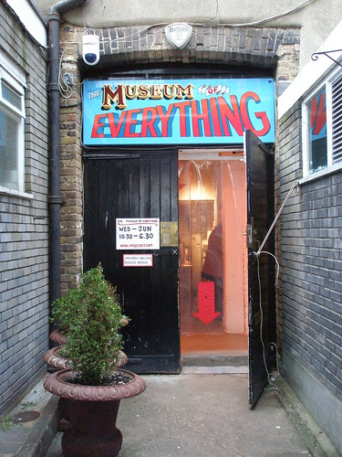 Museum of Everything, Primrose Hill