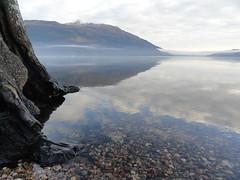 January day at loch lomond 4 (Michael Grey!) Tags: benlomond lochlomond lakescene scottishwinter michaelgrey mistonlake scotlandinwinter dunaber scotlandinjanuary