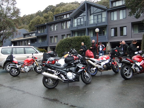 Thredbo and the bikes