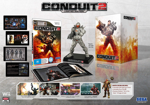 Conduit 2 - Australian Limited Edition
