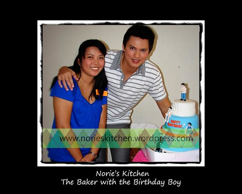 Norie's Kitchen - Norie and Zoren Legaspi