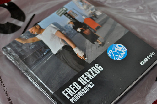 My Fred Herzog Book - Thanks Henry!