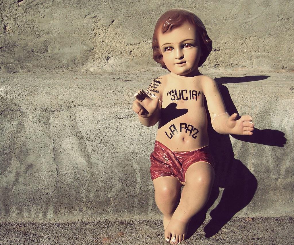 Dirty Baby Jesus