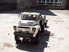 ZIL 130 (Ciezarowkaz) Tags: truck power lego technic functions zil 130 pf