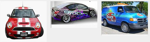 Vehicle Wrap Pictures