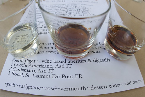Fourth Flight - Aperitifs