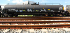 Tahoe Visa Metue (Stalkin The Lines) Tags: cars car metal yard train graffiti hands paint hand florida steel tag tahoe railway trains tags spray h2o traincar parked fl spraypaint graff freight visa trainyard mul southflorida oiltanker handstyles traincars freights trainart freightyard handstyle railart benched benching metue madeulook benchingfreights benchingtrains focusedongraff