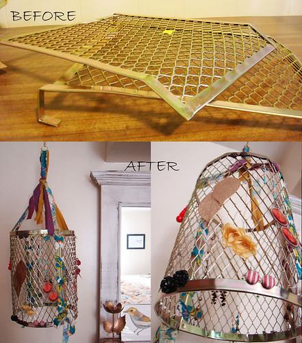 before&afterjewelrychandelier