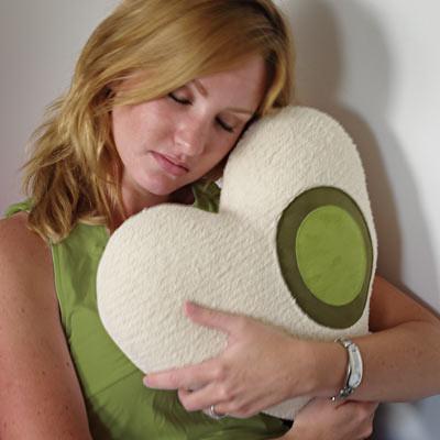 Beating Heart Pillow