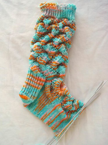 Candy Spring Socks