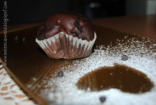 Muffins banane & cacao