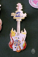 Hard Rock Cafe Pin - Seminole Tampa