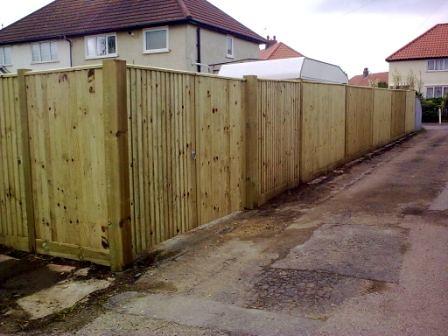 Brighton Fence Contractor