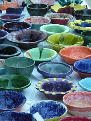 Empty Bowl Project (Saline, Michigan)