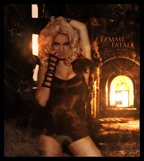 BRITNEY SPEARS -FEMME FATALE- by EDY•HEBERTO•220