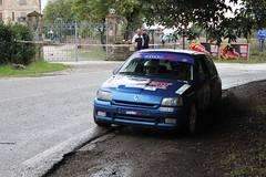 Renault Clio williams FA7 (claudio.santucci) Tags: williams clio renault pioggia willy renaultclio trofeomaremma
