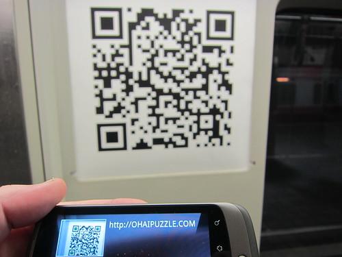 More QR codes