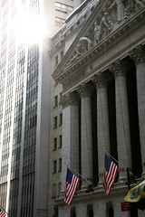 New York City, Lower Manhattan, Financial District, Wall Street, NYSE, New York Stock Exchange