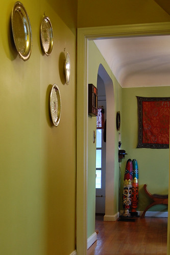 What I Wore 2Day: The Set - Mustard Hallway