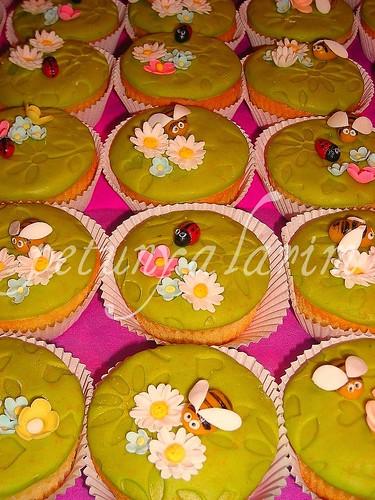 Geburtstags Muffins