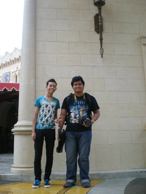 with abg nadly aizat