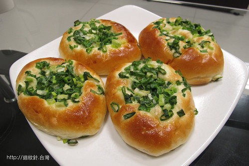 吳寶春(麥方)店蔥麵包