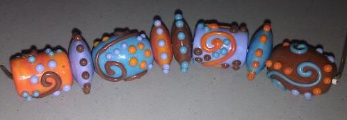 pantone spring 2011 bead set