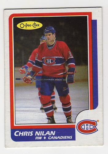 Chris Nilan Front