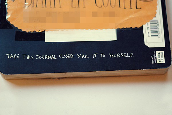 Wreck This Journal_