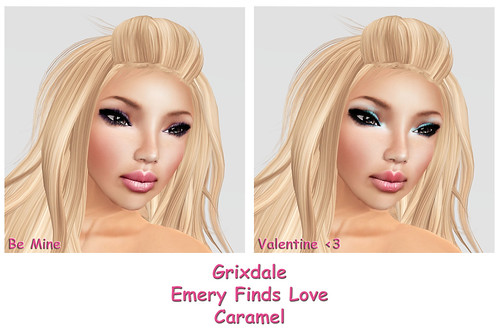 Grixdale - Emery Finds Love - Caramel