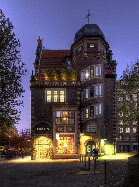 Hamburg - Omen
