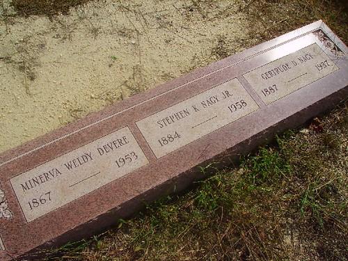 Stephen Nagy gravestone