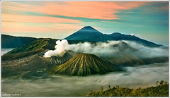 Beautiful Things Can be Started From Disaster (myudistira) Tags: from bali mountain work indonesia java scenery photographer view culture east mount made caldera gunung bromo semeru freelance adat budaya balinese fotografer unik yudis penanjakan yudistira myudistira madeyudistira yudist