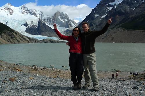 Lago Torre - El Chalten, Argentina