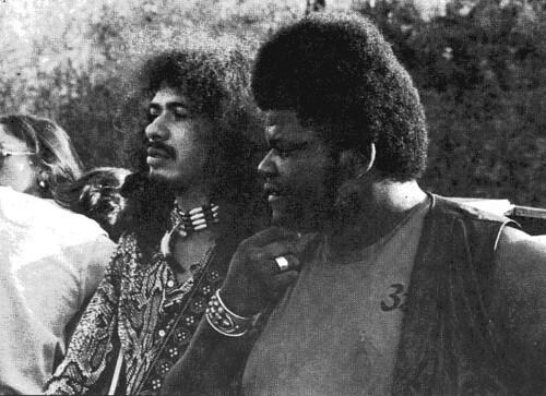 Carlos Santana Buddy Miles 1972