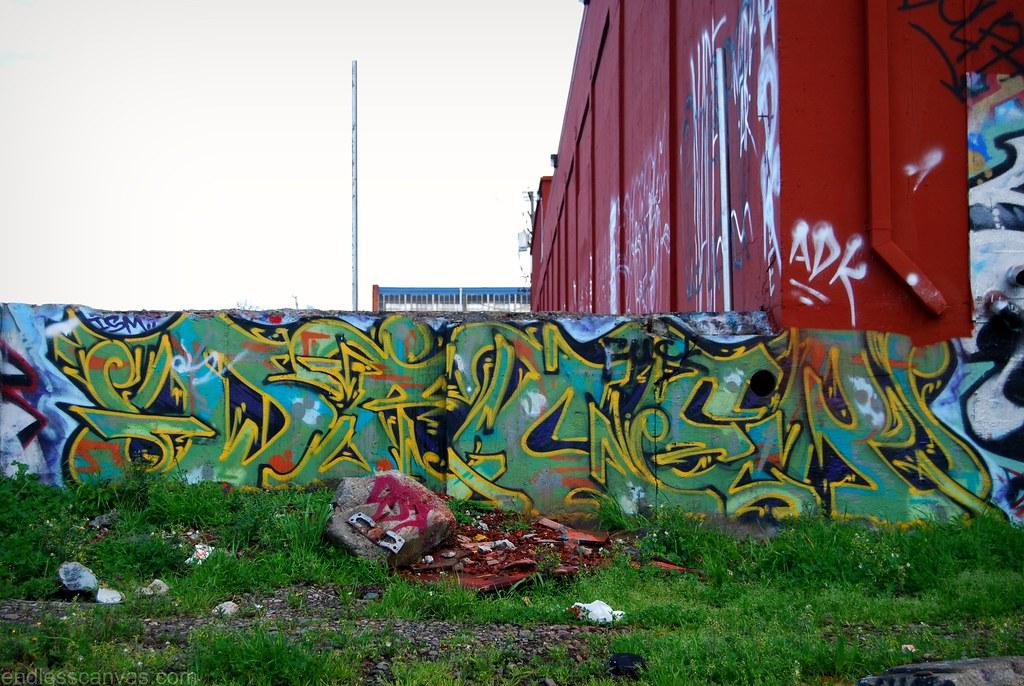 Dicer Graffiti.