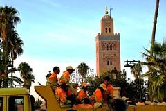 Mezquita Koutoubia 37 34550 (javier1949) Tags: unesco marrakech mezquita marruecos giralda koutoubia patrimoniomundial patrimoniodelahumanidad sigloxii almohade abdalmumin laciudadroja mezquitadeloslibreros