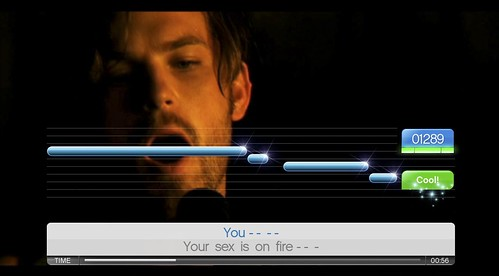 Singstar: Kings of Leon: Sex on Fire